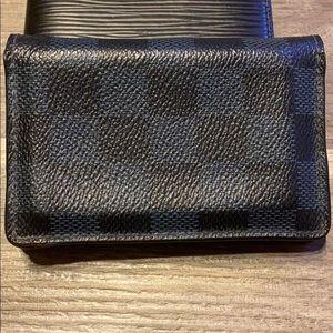 Louis Vuitton Other - Men's LV Pocket Organizer